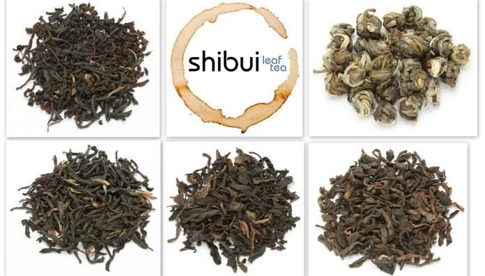 Shibui Tea - collection
